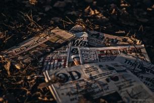 News Papers, Bild, CEHAT, Morgen Post, Photo, New York Post, Газеты