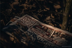 Morgen Post, News Papers, Germany, Photo, Газета
