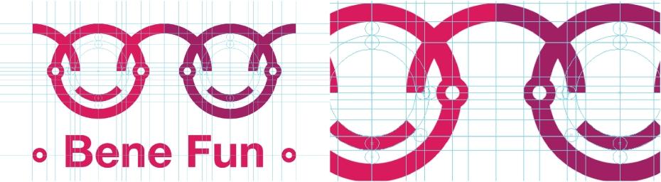 Дизайнер в Бресте, Логотипы, Графический дизайнер в Бресте, Graphic Designer Vadish, Креативный дизайнер, Логотипы в Бресте, Лучшие логотипы, Best Logo Design, Best Designers, Bene Fun Kids Play Logo Design
