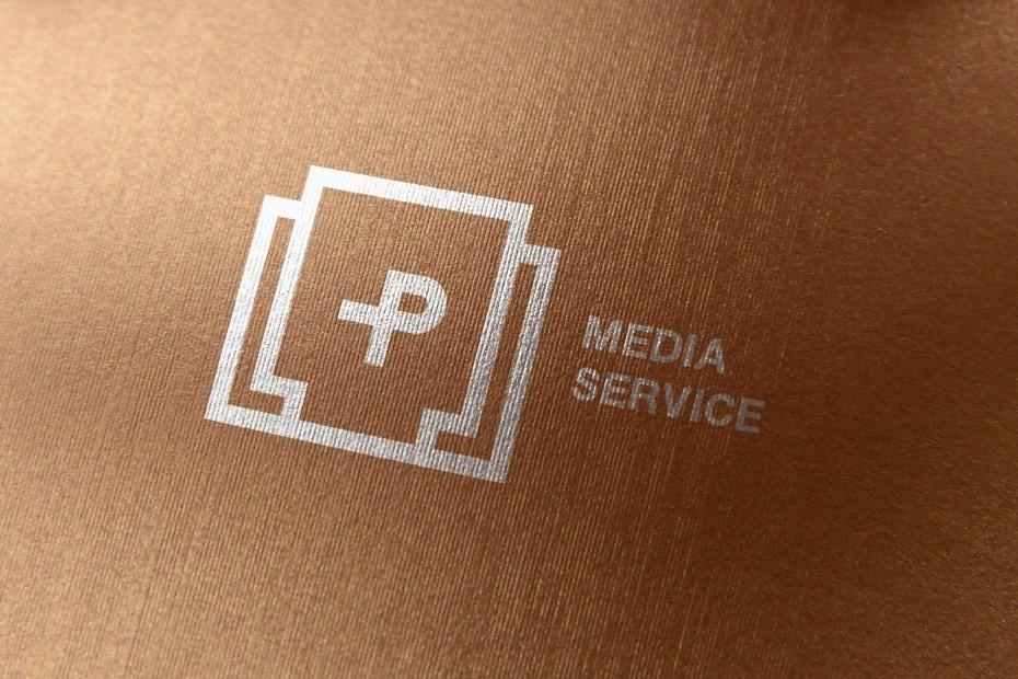 Дизайнер в Бресте, Логотипы, Графический дизайнер в Бресте, Graphic Designer Vadish, Креативный дизайнер, Логотипы в Бресте, Лучшие логотипы, Best Logo Design, Best Designers, Plus Media Service Logo Design